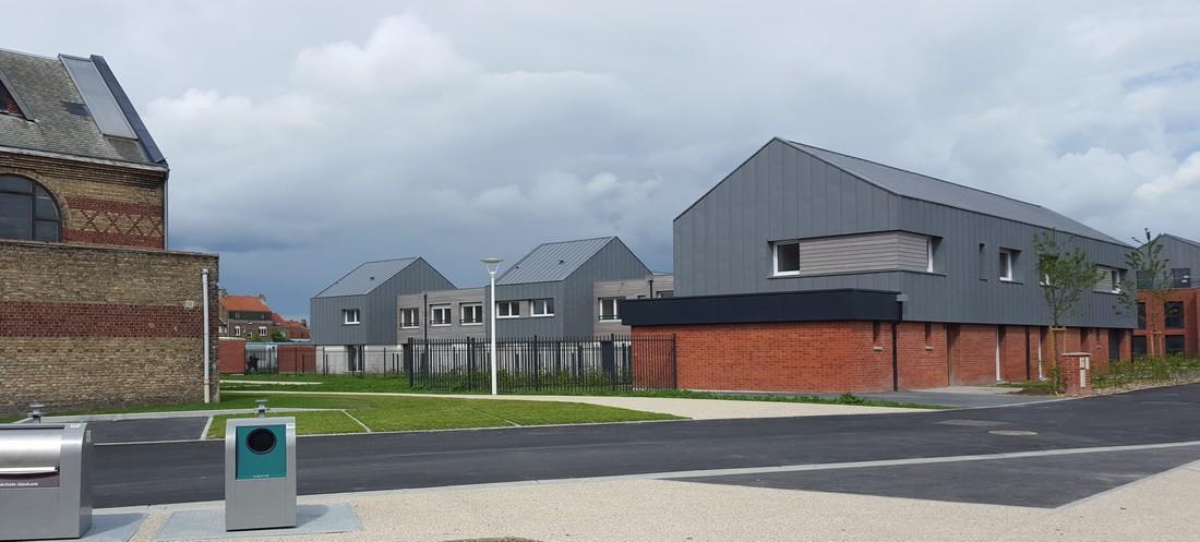 54 logements - Coudekerque Branche
