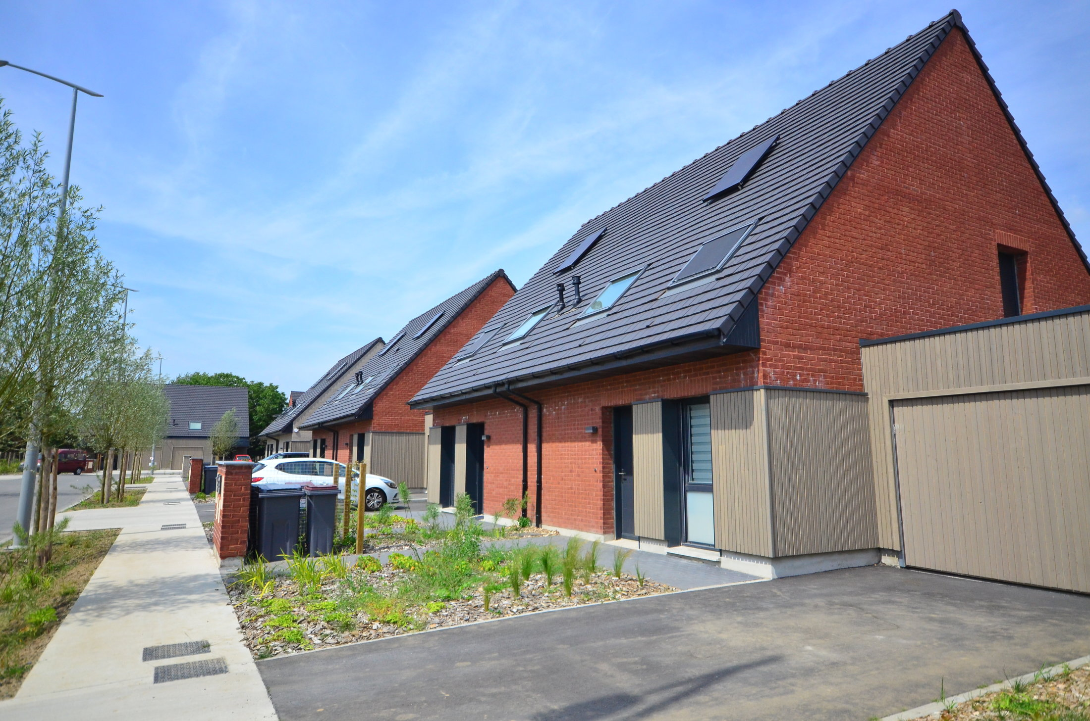111 logements collectifs et individuels - Wambrechies