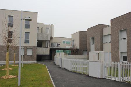 Avenue Paul Langevin à Villeneuve d'ascq