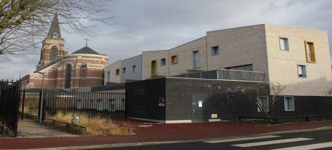 20 logements collectifs et 5 logements individuels - Lomme