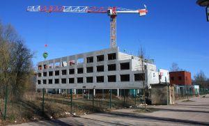 Résidence étudiante à Villeneuve d'Ascq avec PBR