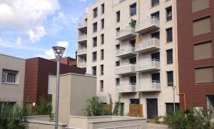 43 logements collectifs et 11 logements individuels à Lille - rue de Douai avec SCCV des 3 Villes