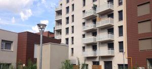 43 logements collectifs et 11 logements individuels à Lille