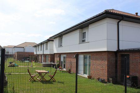 42 logements collectifs et 24 logements individuels - Bailleul