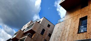 45 logements collectifs et 4 cellulles commerciales à Lys Lez Lannoy